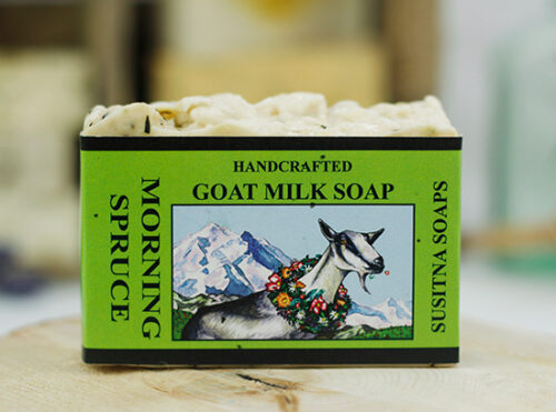 Morning Spruce Soap